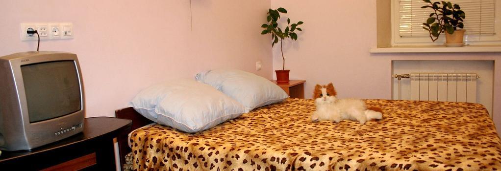 Коt Matroskinn Hostel - Saint Petersburg - Bedroom