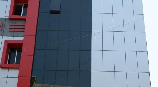 Hotel Nirmal Inn - Bhubaneshwar - Building