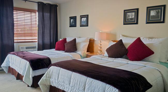 Rogue Valley Inn - Medford - Bedroom