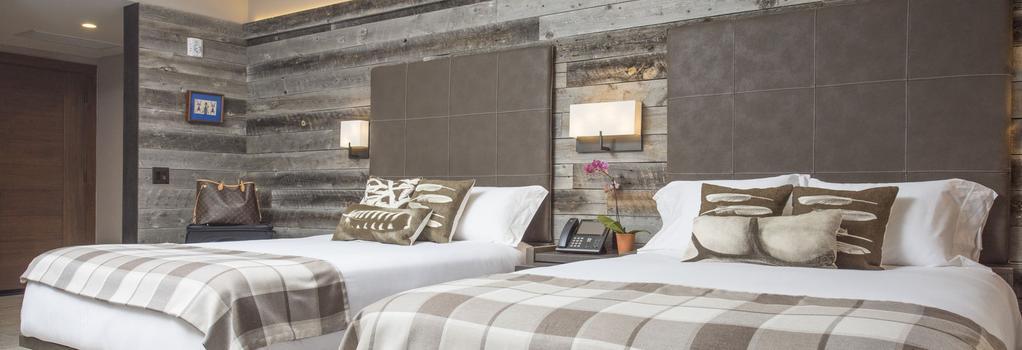 Hotel Jackson - Jackson - Bedroom