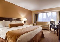 Ramada East Syracuse Carrier Circle - Syracuse - Bedroom
