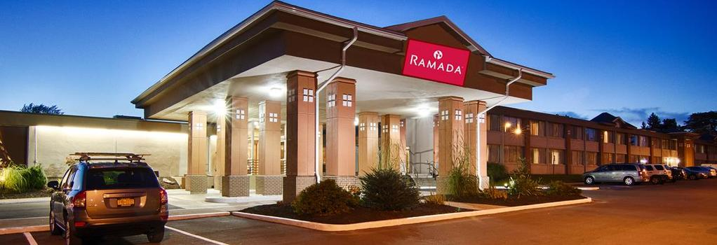 Ramada East Syracuse Carrier Circle - Syracuse - Building