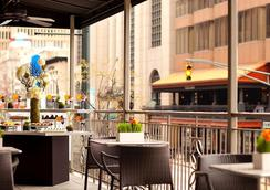 The Ellis Hotel - Atlanta - Restaurant