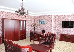 Magas Hotel - Astana - Living room