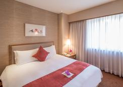 Hotel Riverview Taipei - Taipei - Bedroom