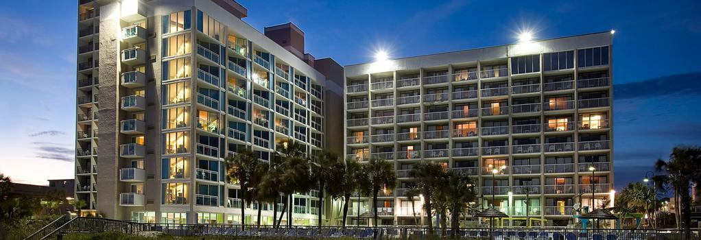 Captain's Quarters Resort - Myrtle Beach - Building
