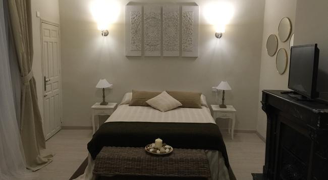 El Hostall - Madrid - Bedroom