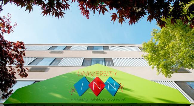 University Inn - A Staypineapple Hotel - Seattle - Building