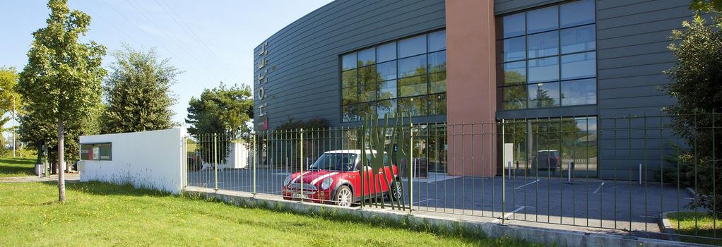 CERISE Valence - Valence (Drôme) - Building