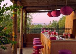 Tigmiza Suites & Pavillons - Marrakesh - Bar