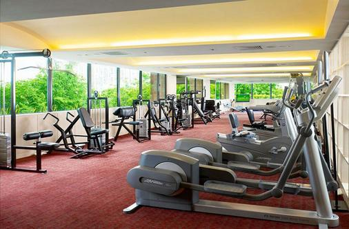 Royal Park Hotel - Hong Kong - Gym