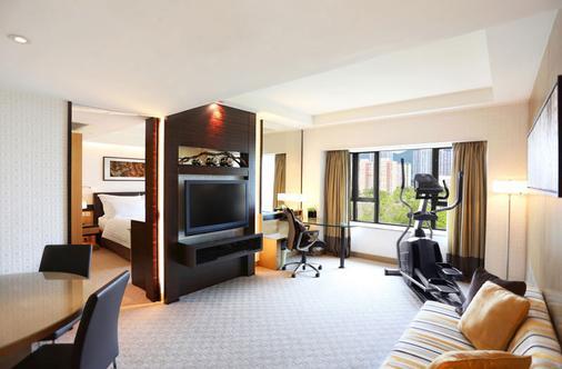 Royal Park Hotel - Hong Kong - Living room