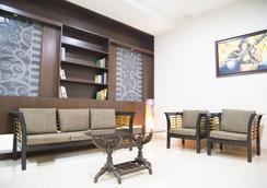 The Mulberry House - New Delhi - Living room