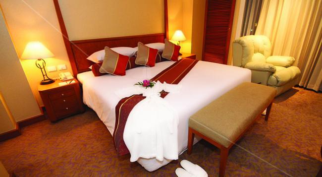 Miracle Grand Convention Hotel - Bangkok - Bedroom