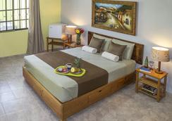 Los Alcatraces Cozumel - Cozumel - Bedroom