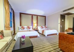 The Berkeley Hotel Pratunam - Bangkok - Bedroom
