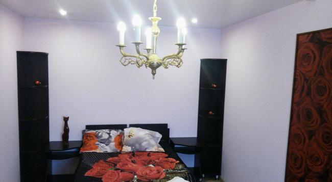 Hotel Mirazh - Omsk - Bedroom