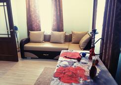 Hotel Mirazh - Omsk - Living room