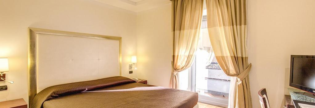The Strand Hotel - Rome - Bedroom