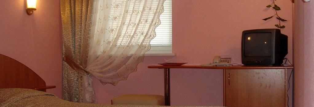 Business Hotel na Bumazhnoy - Saint Petersburg - Bedroom