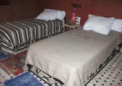 Dar Alaafia - Ouarzazate - Bedroom