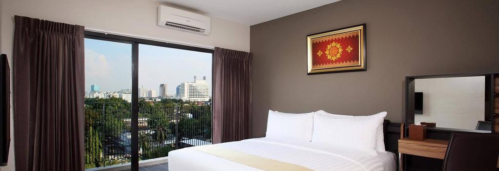 Chiva Residence Bangkok - Bangkok - Bedroom