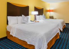 Fairfield Inn & Suites Mobile - Mobile - Bedroom