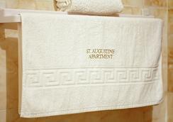 St Augustine Apartment & Hotel - Kigali - Bathroom
