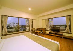 The Basil Park - Bhavnagar - Bedroom