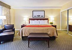 Comfort Hotel Downtown - Toronto - Bedroom