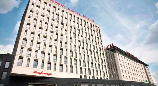 Airport Hotel Okecie - Warsaw - Building