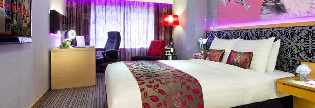 Kew Green Hotel Wanchai Hong Kong - Hong Kong - Bedroom