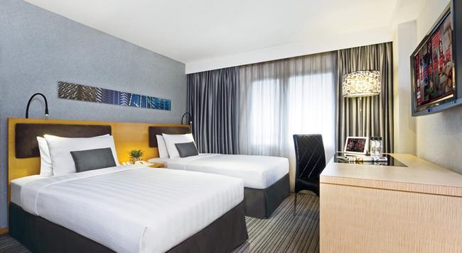 Kew Green Hotel Wanchai Hk (formerly Metropark Wanchai) - Hong Kong - Bedroom