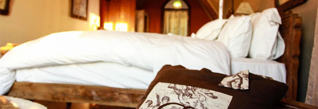 Lokanga Boutique Hotel - Antananarivo - Bedroom