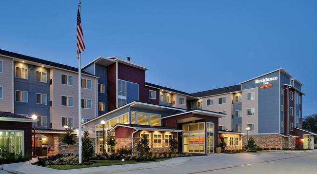 Residence Inn by Marriott Houston Northwest-Cypress - Houston - Building