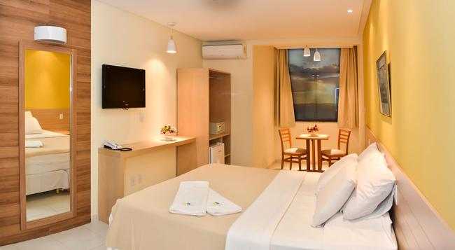 Hit Hotel - Salvador - Bedroom