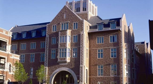 Charles F Knight Executive Education Center - St. Louis - Building
