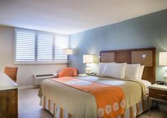 Best Western Plus Gateway Hotel Santa Monica - Santa Monica - Bedroom