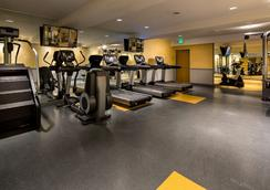 Aventura Hotel - Los Angeles - Gym