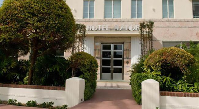Hotel Astor - Miami Beach - Building