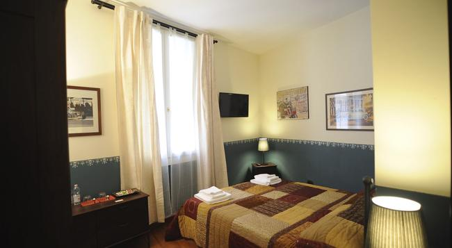Bed and Breakfast Like Romeo - Verona - Bedroom