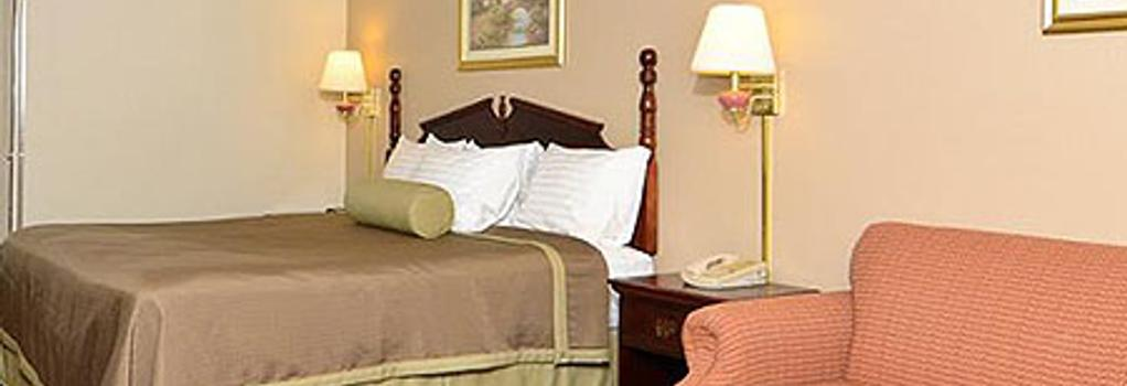 Travelers Inn And Suites - Memphis - Bedroom