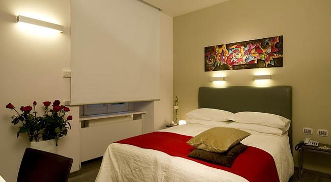 Residenza Borghese - Rome - Bedroom