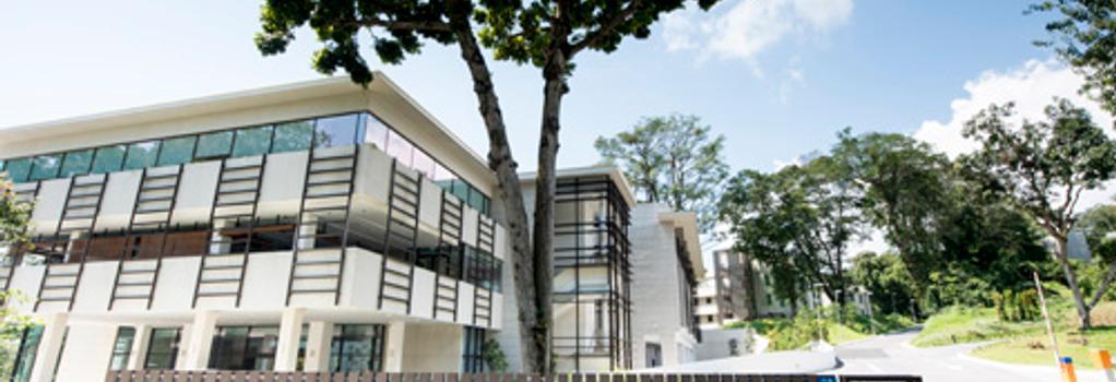 Changi Cove - Singapore - Building