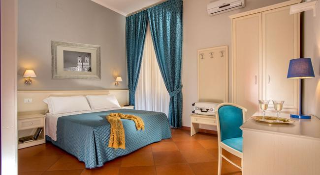 Ottaviano Guest House - Rome - Bedroom