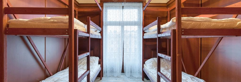 Hostel Wings - Saint Petersburg - Bedroom