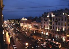 Hostel Wings - Saint Petersburg - Outdoor view