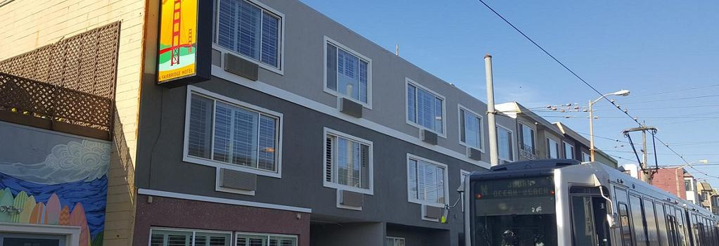 Seascape Inn - A Fairbridge Hotel - San Francisco - Building