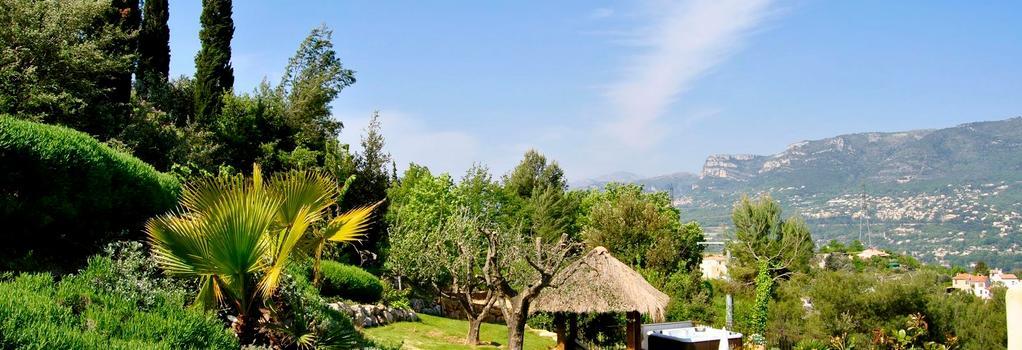 Villa Kilauea B&B - Nice - Outdoor view