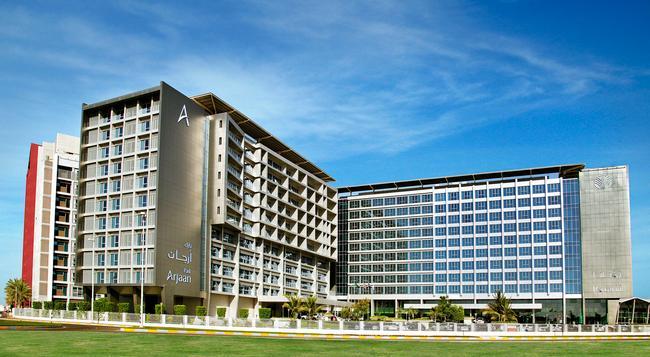 Park Rotana Abu Dhabi - Abu Dhabi - Building